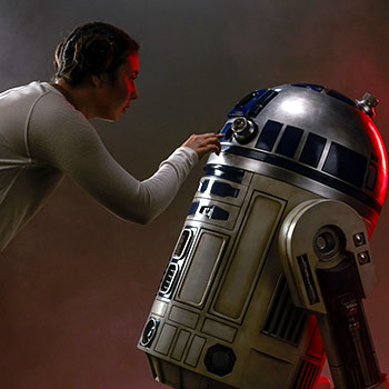 R2-D2 Star Wars Life-Size Figure