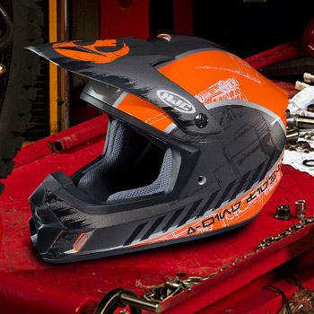 Rebel X-Wing HJC CS-MX2 Star Wars Helmet