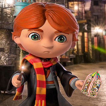 Ron Weasley Mini Co. Harry Potter Collectible Figure