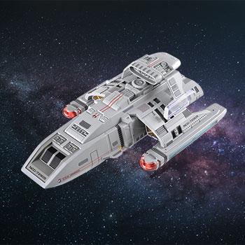Runabout (Orinoco) Star Trek Model