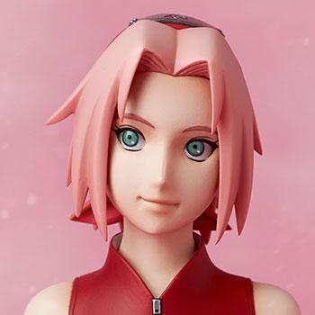 Sakura Haruno Naruto Shippuden Bust
