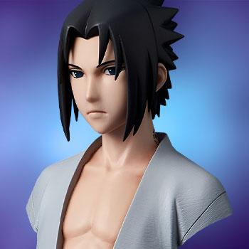 Sasuke Uchiha Naruto Shippuden Bust