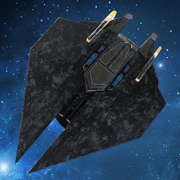 Section 31 Drone Star Trek Model
