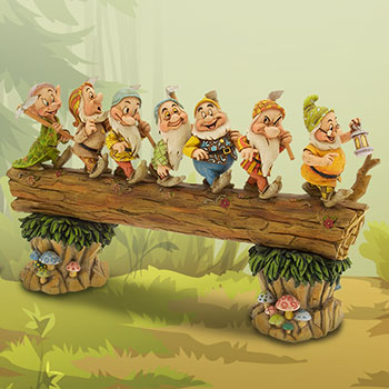 Seven Dwarfs Masterpiece Disney Figurine