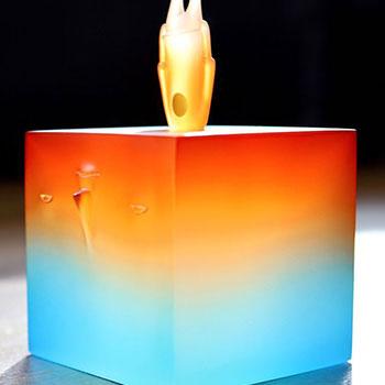 Sideways (Sunrise Edition) Yoskay Yamamoto Designer Toy
