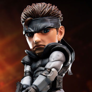 Solid Snake Metal Gear Solid Figure