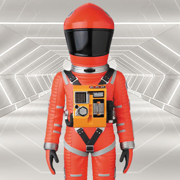 Space Suit 2001: A Space Odyssey Vinyl Collectible