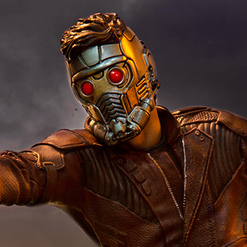 Star-Lord Marvel Statue