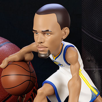 Stephen Curry SmALL-Stars NBA Collectible Figure