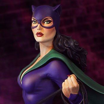 Super Powers Catwoman DC Comics Maquette
