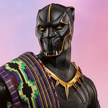 TChaka Marvel Sixth Scale Figure