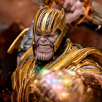 Thanos (Deluxe Version) Marvel Statue