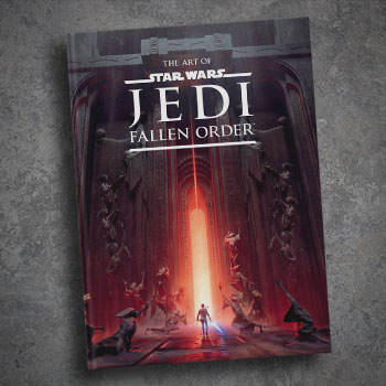 The Art of Star Wars (Jedi: Fallen Order) Star Wars Book
