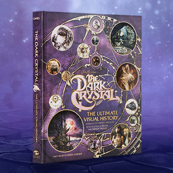The Dark Crystal: The Ultimate Visual History The Dark Crystal Book