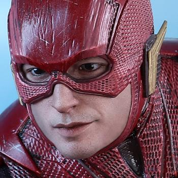 The Flash DC Comics Sixth Scale Figure - Justice League - Movie Masterpiece Series