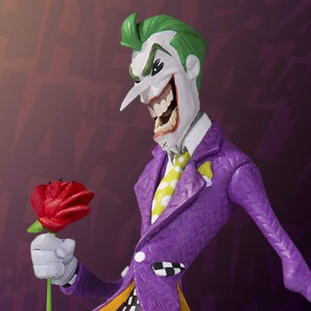The Joker DC Comics Vinyl Collectible 1950
