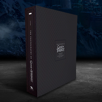 The Photography of Game of Thrones (Deluxe) Game of Thrones Book
