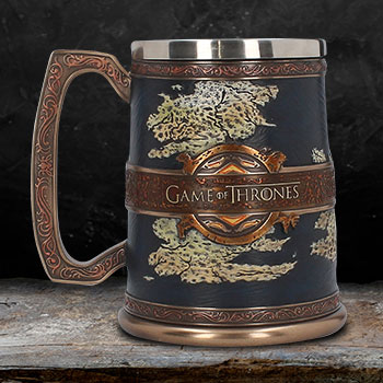 The Seven Kingdoms Tankard Game of Thrones Collectible Drinkware