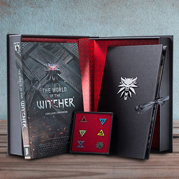 The World of The Witcher The Witcher 3: Wild Hunt Book