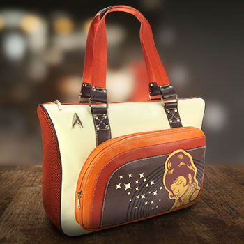 Uhura Retro Space Tote Star Trek Apparel