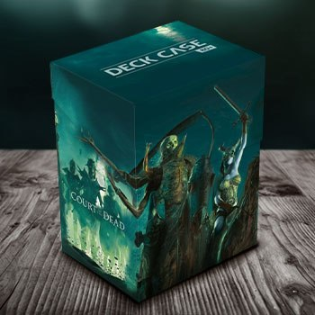Underworld United Deck Case 80+ Court of the Dead Gaming Accessories