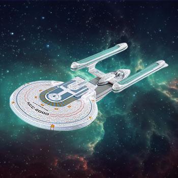 U.S.S. Excelsior (XL Edition) Star Trek Model