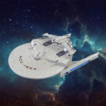 U.S.S. Reliant (Oversized Edition) Star Trek Model