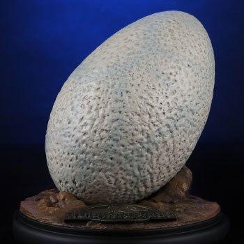 Velociraptor Egg Jurassic Park Prop Replica
