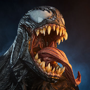 Venom Marvel Life-Size Bust