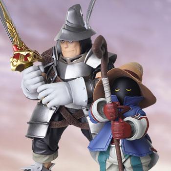 Vivi Ornitier & Adelbert Steiner Final Fantasy Collectible Set