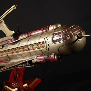 War Rocket Ajax Flash Gordon Scaled Replica