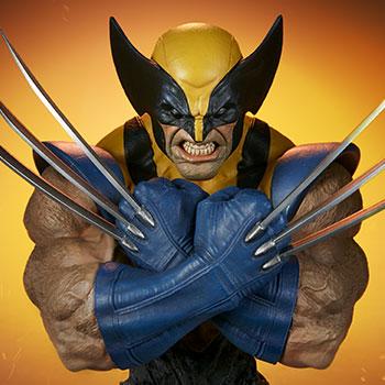 Wolverine Marvel Bust