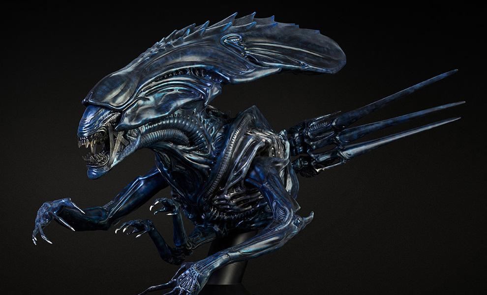 Alien Queen Alien VS Predator Bust