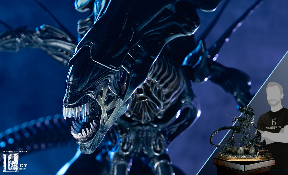 Alien Queen Aliens Maquette