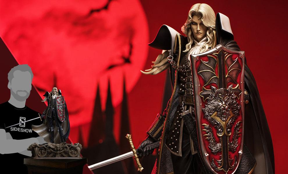 Alucard Castlevania: Symphony of the Night Statue