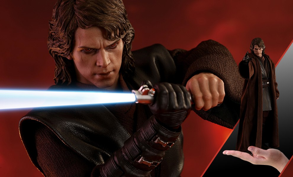 Anakin Skywalker Dark Side Star Wars Sixth Scale Figure