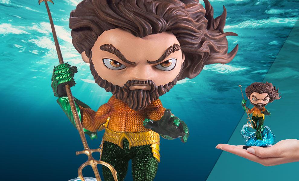 Aquaman (Movie) Mini Co. DC Comics Collectible Figure