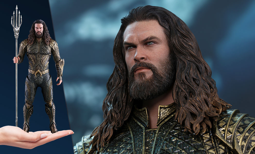 Aquaman DC Comics Sixth Scale Figure