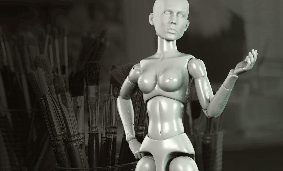 Artist Model Female Sixth Scale Figure