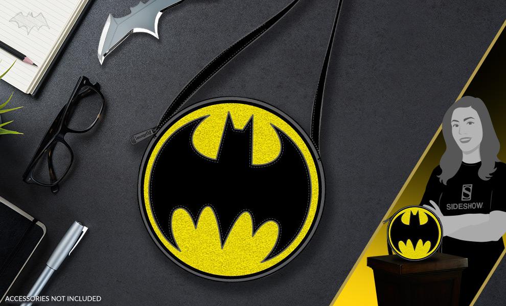 Bat Signal Crossbody DC Comics Apparel