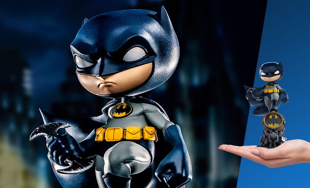 Batman (Deluxe) Mini Co. DC Comics Collectible Figure