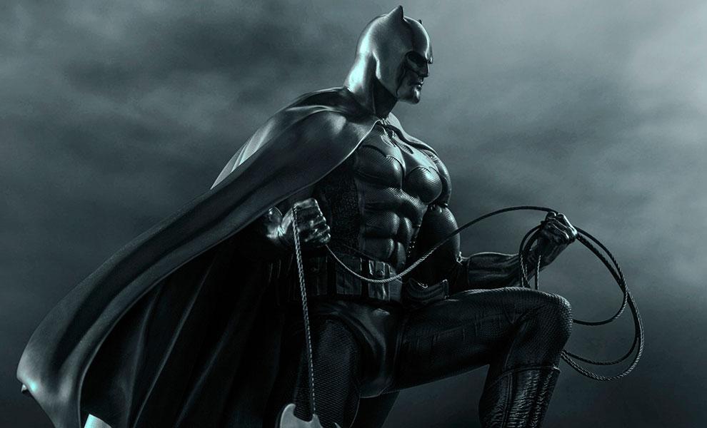 Batman Figurine DC Comics Pewter Collectible - Batarang