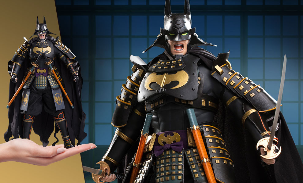 Batman Ninja (Deluxe War Version) DC Comics Sixth Scale Figure