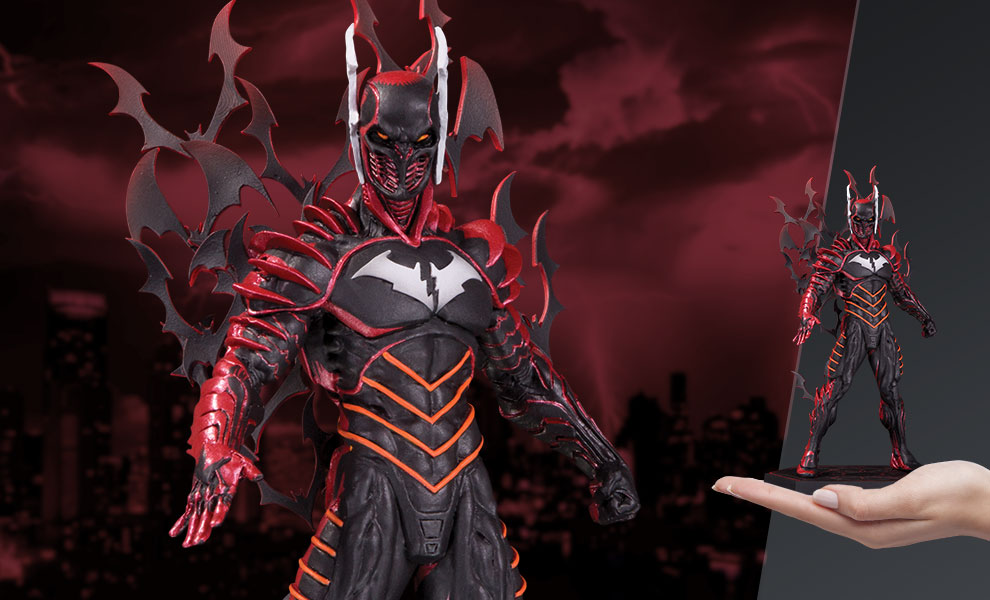 Batman: The Red Death DC Comics Statue