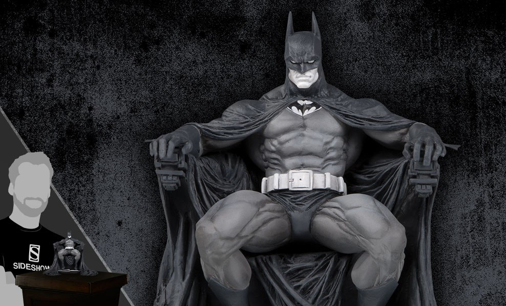 Batman DC Comics Statue - Throne