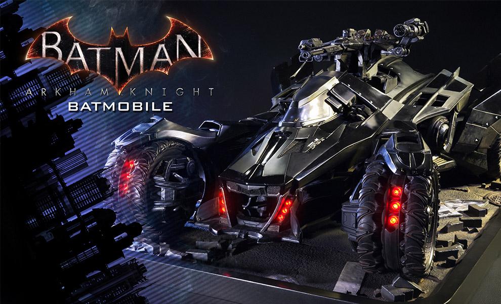 Batmobile DC Comics Polystone Diorama