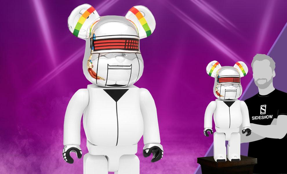 Be@rbrick Daft Punk: Thomas Bangalter 1000% (Discovery Version) Daft Punk Figure