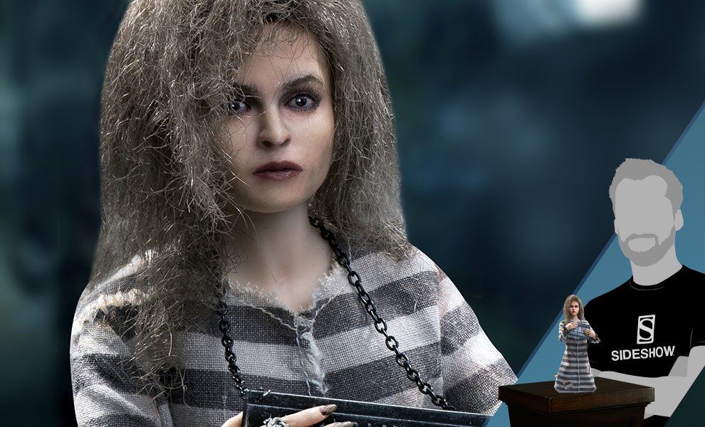 Bellatrix Lestrange Prisoner Version Harry Potter Sixth Scale Figure