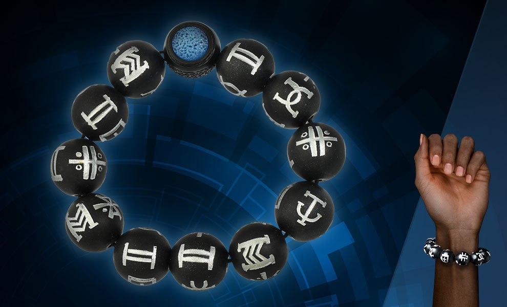 Black Panther Kimoyo Bracelet Marvel Jewelry - Black