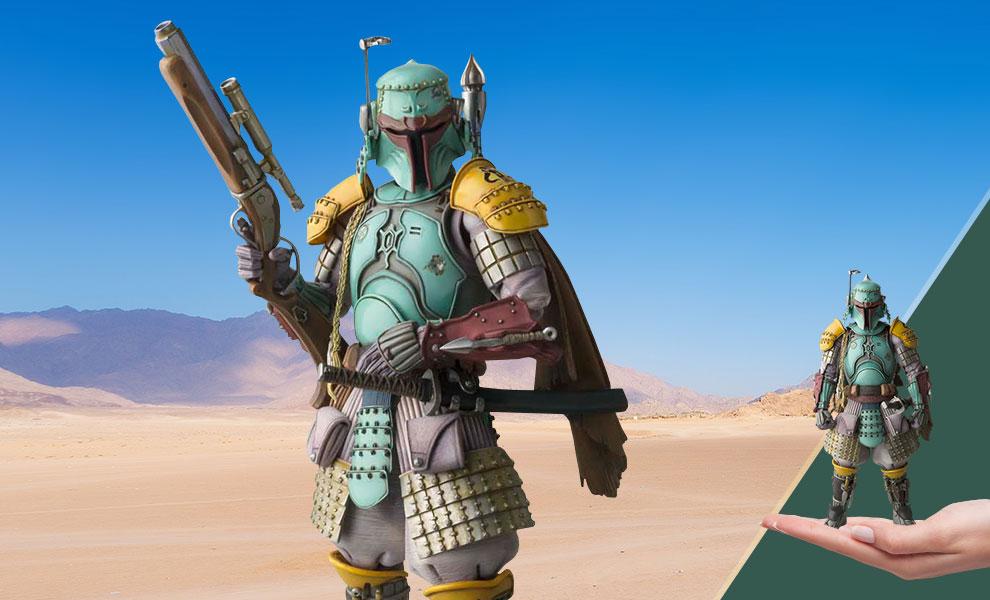 Boba Fett Star Wars Collectible Figure